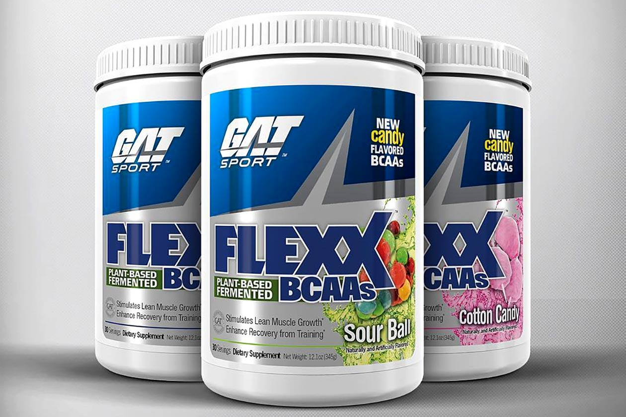 Flexx BCAAs gets a smaller, less cost-effective 30 serving tub size