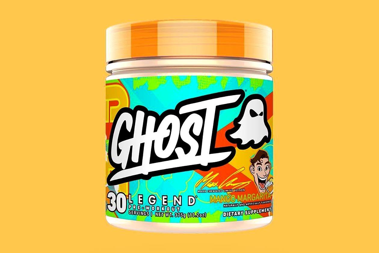 maxxs margarita ghost legend