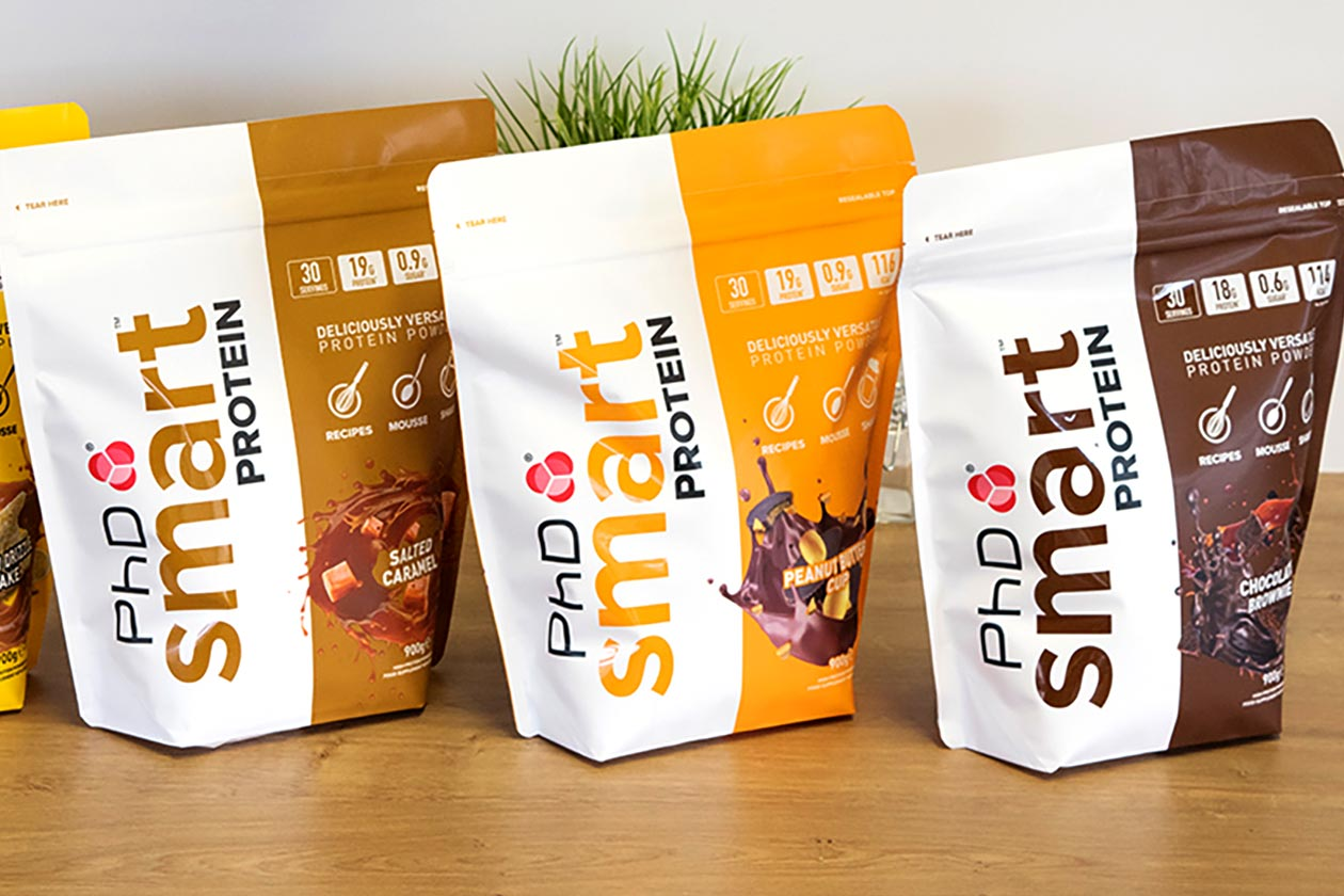 Phd Launches Its Smart Bar Powder Spin Off Smart Protein