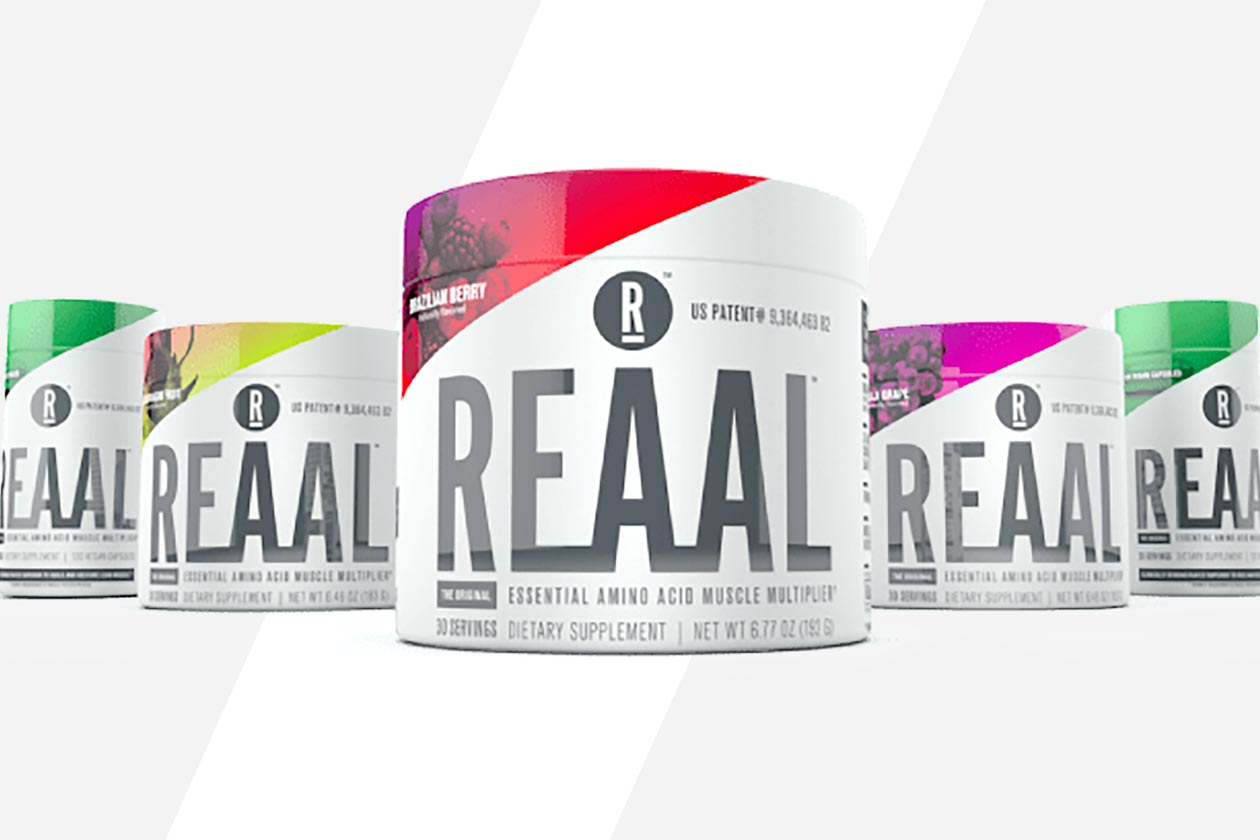 reaal muscle