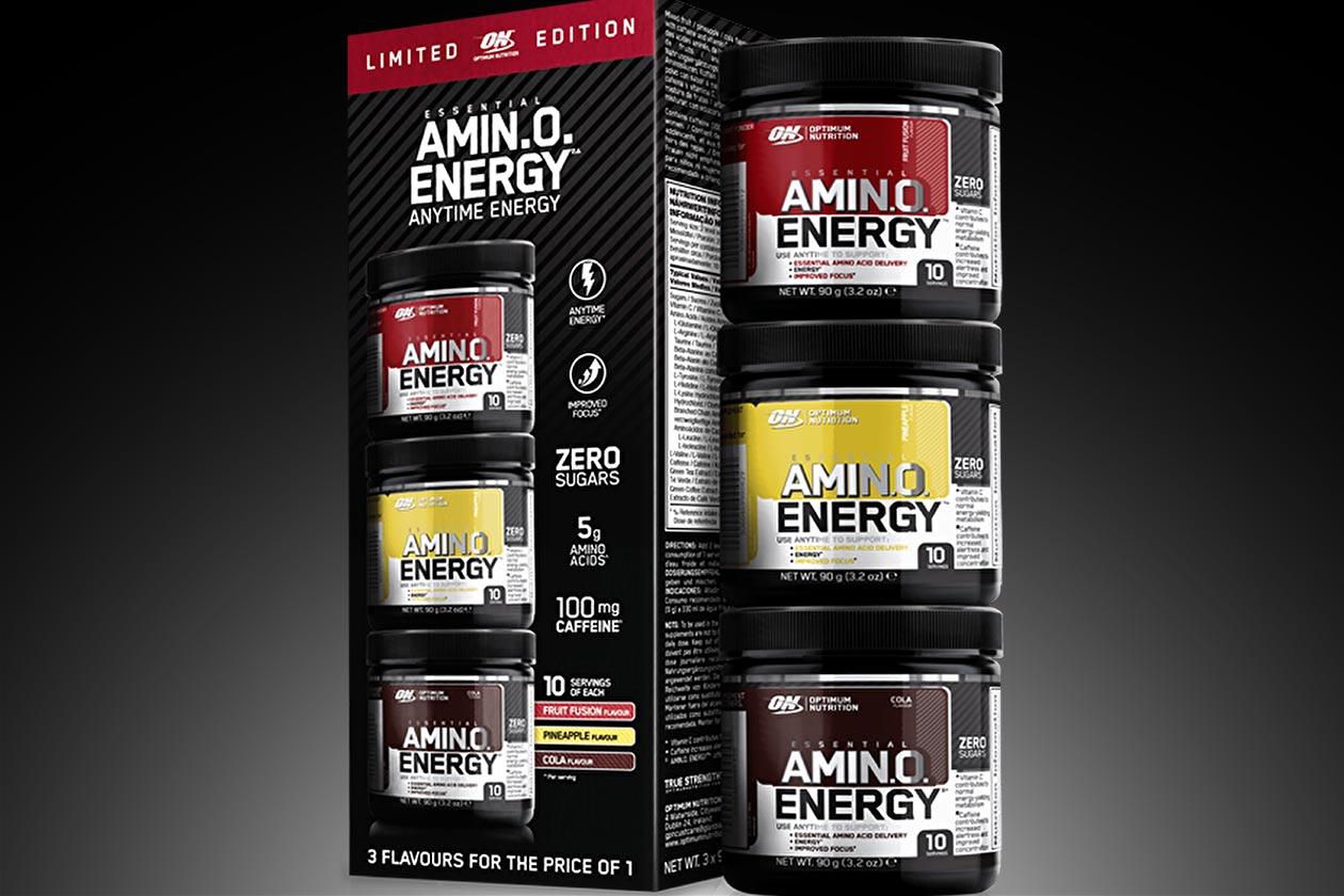 amino energy variety pack