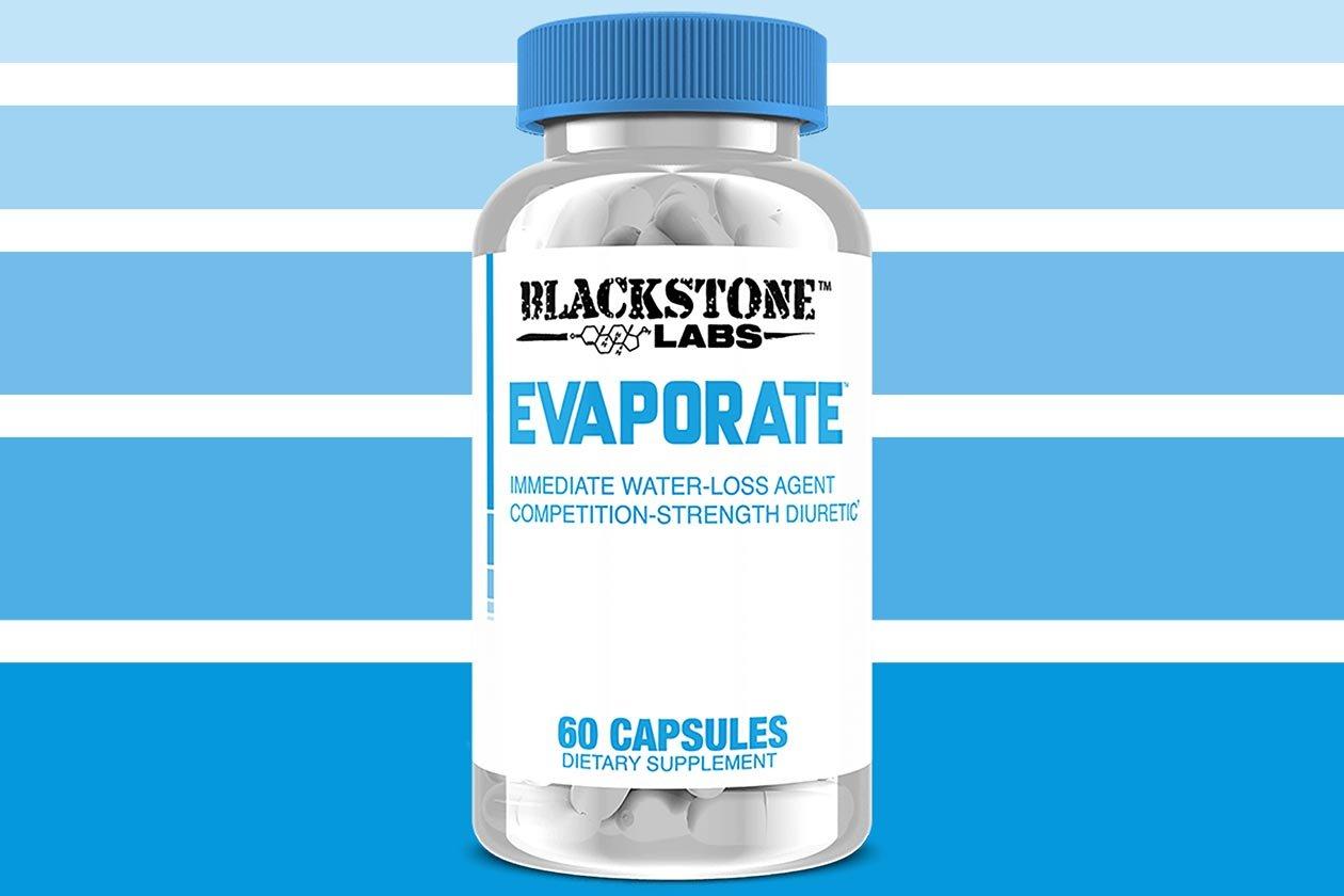 blackstone evaporate