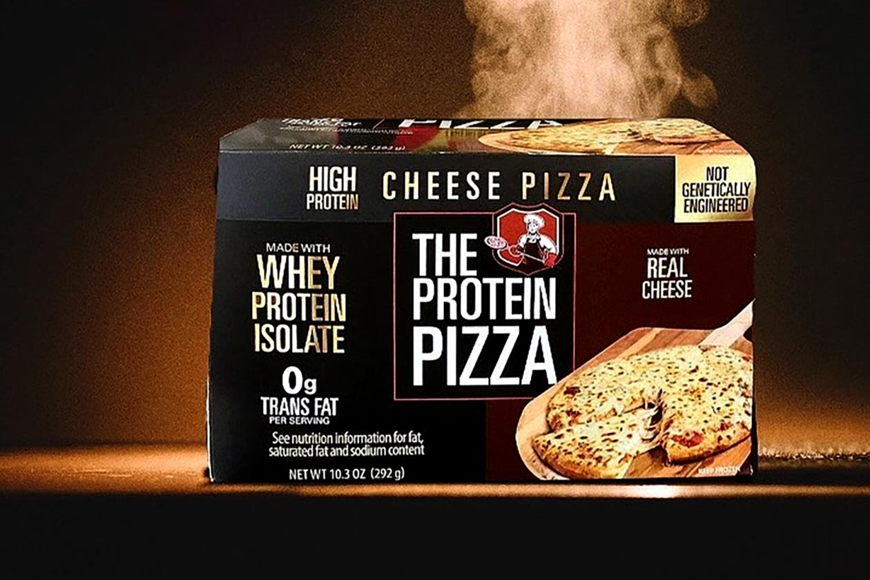 family size protein pizza
