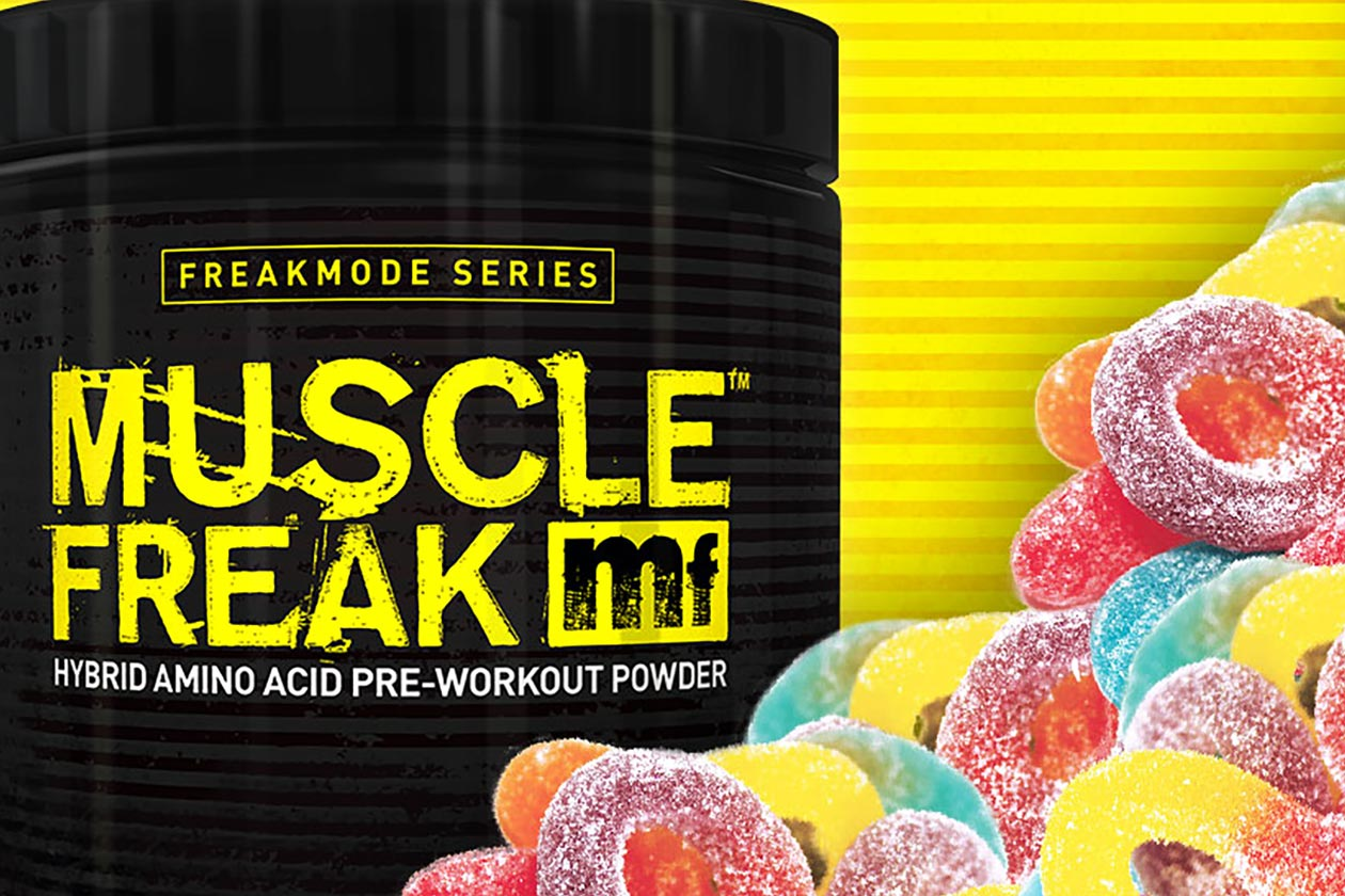 sour key gummy muscle freak
