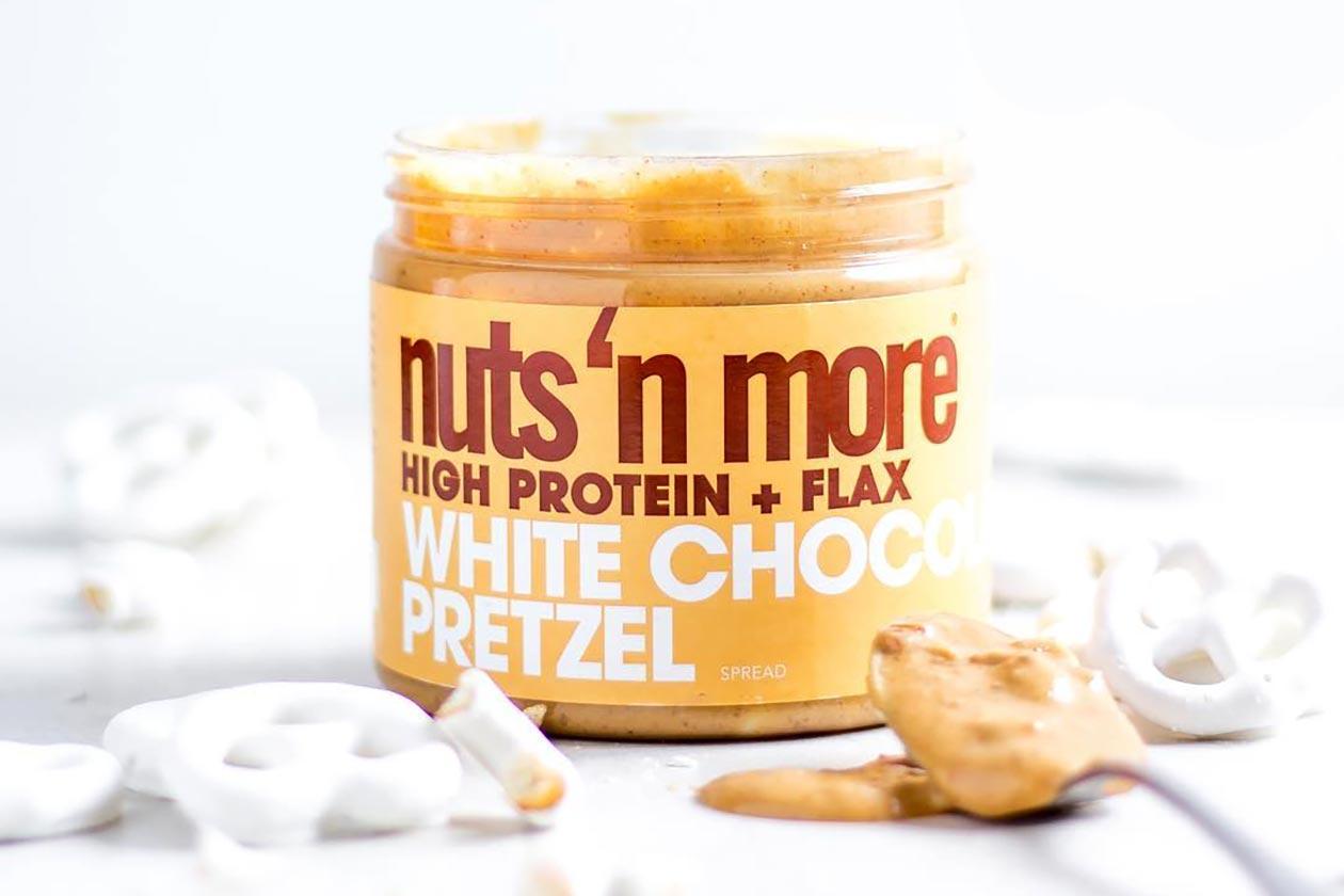 Spread White Chocolate Pretzel Peanut Butter San Diego