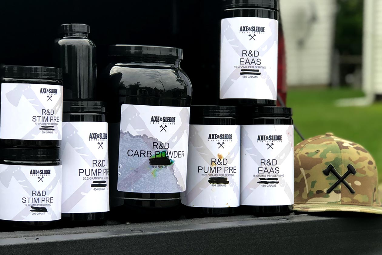 axe and sledge supplements