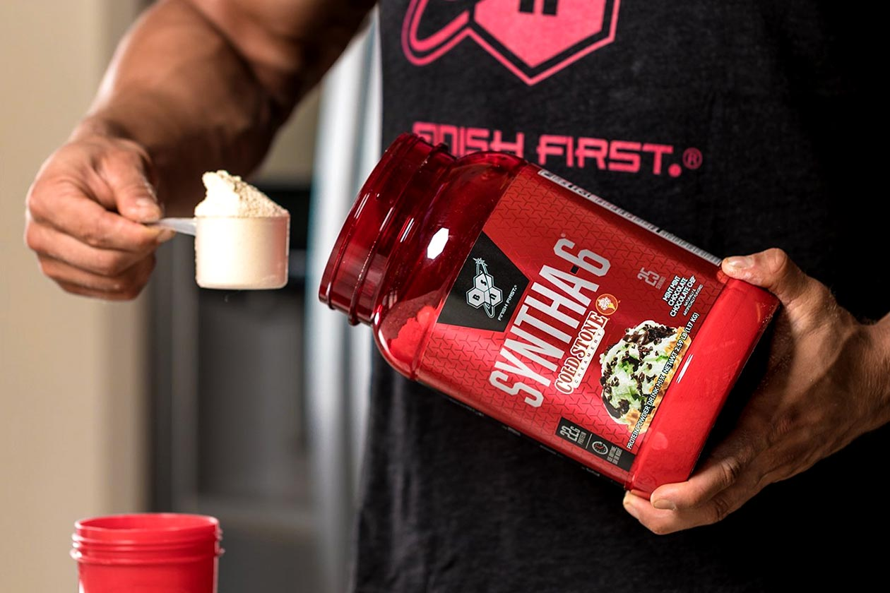 Bsn Launches Three Cold Stone Creamery Flavors For Syntha 6