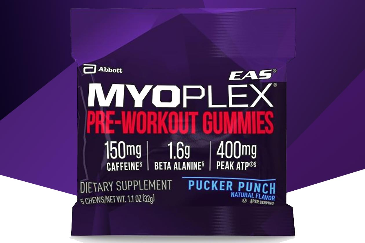 eas pre-workout gummies