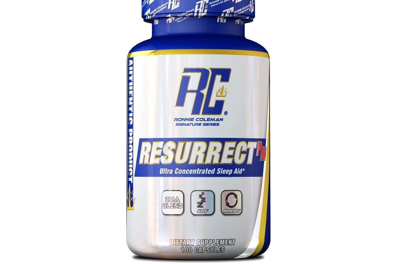 resurrect pm capsules