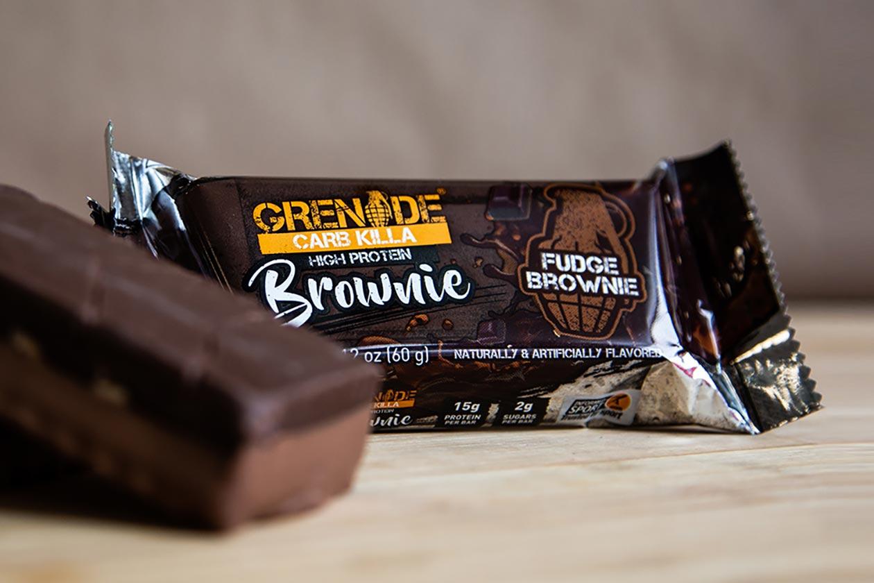 carb killa brownie