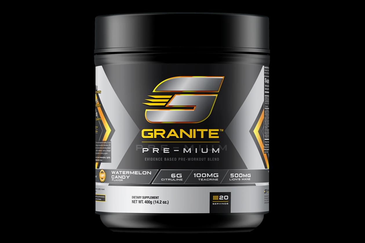 granite pre-mium