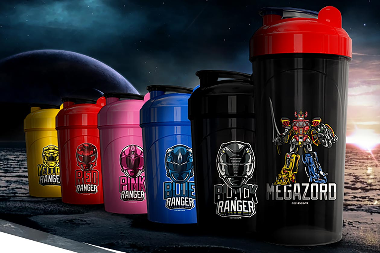 gamma labs unveils its exclusive series of power rangers shakers