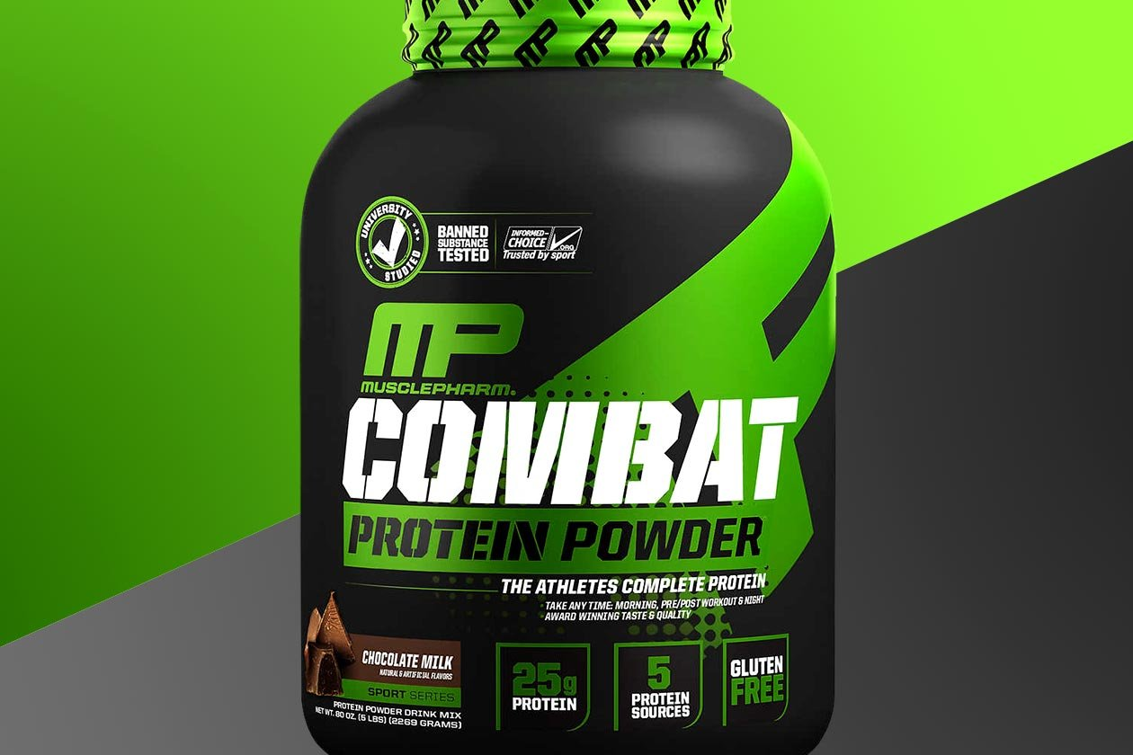 costco combat protein powder sale