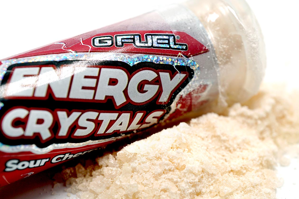 G Fuel Energy Crystals Review