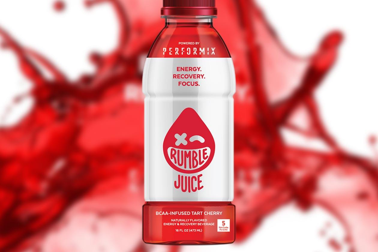 performix rumble juice