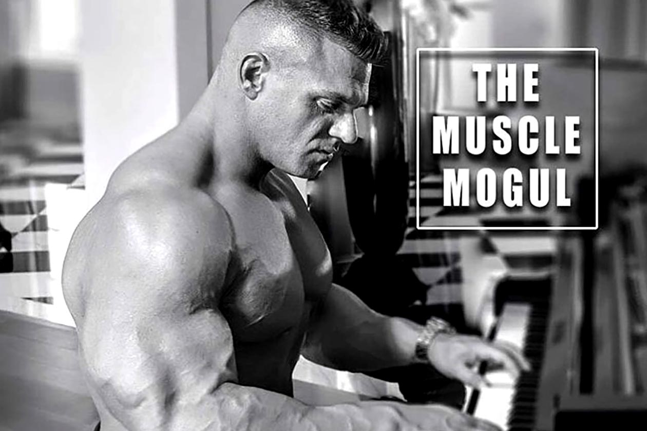 the muscle mogul