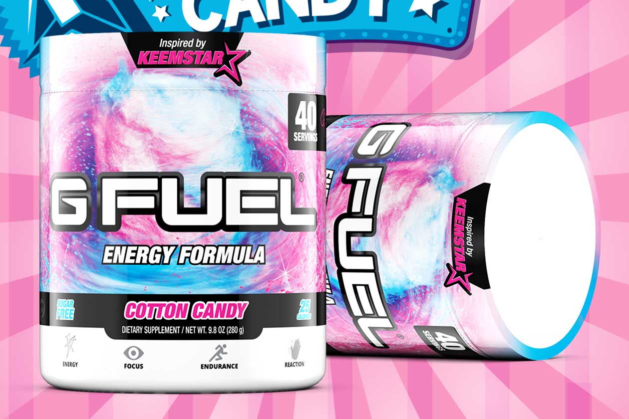 cotton candy g fuel