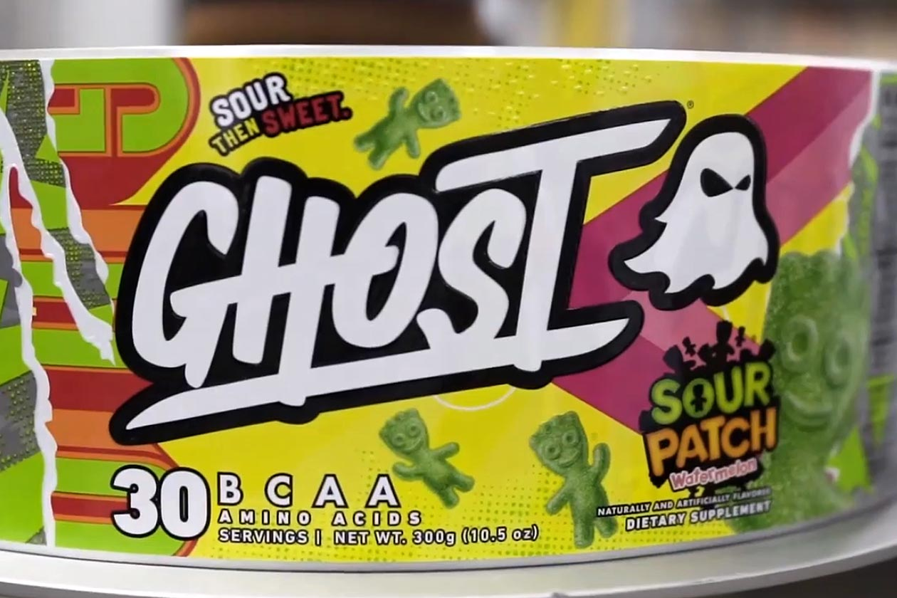 sour patch ghost bcaa