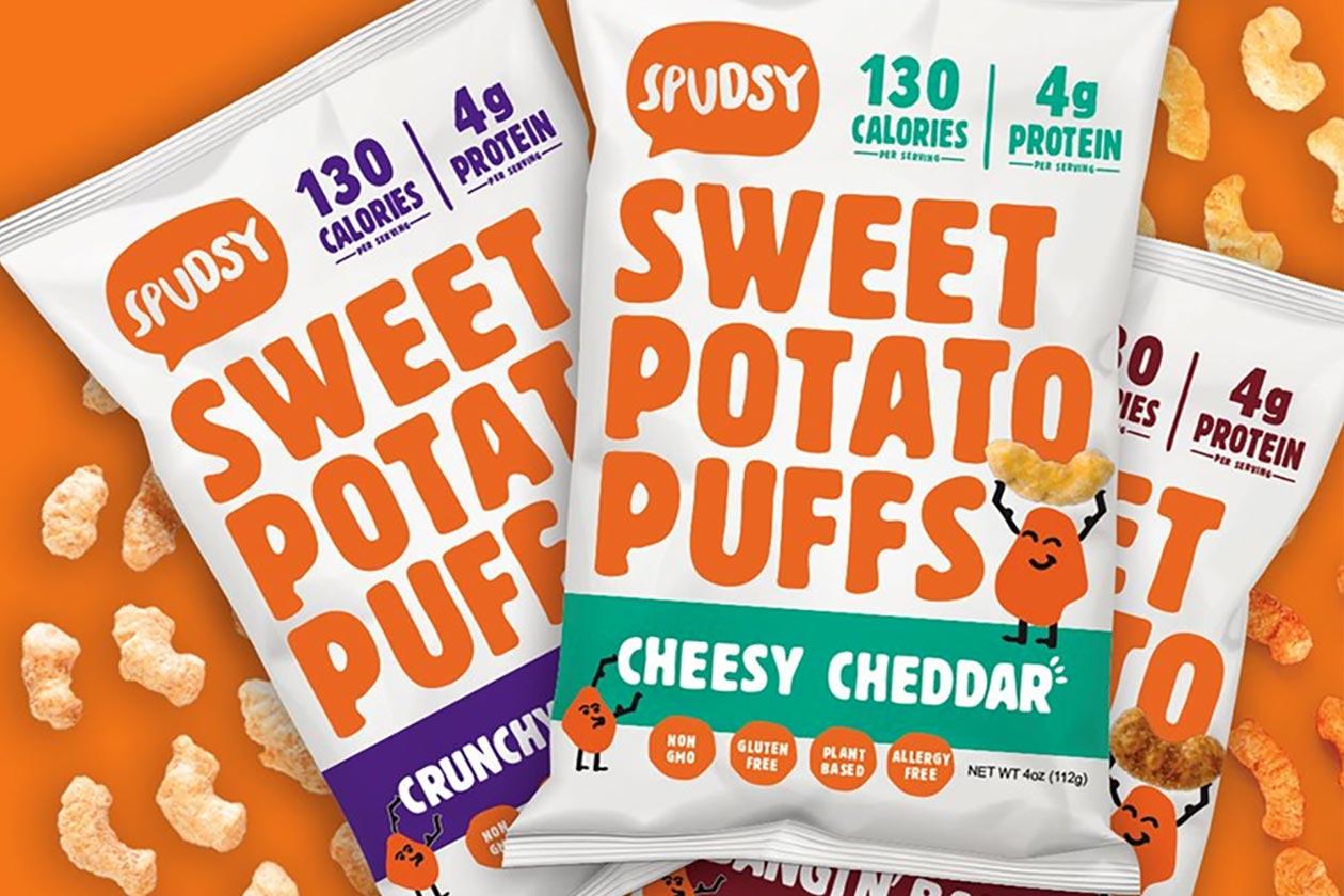 spudsy sweet potato puffs