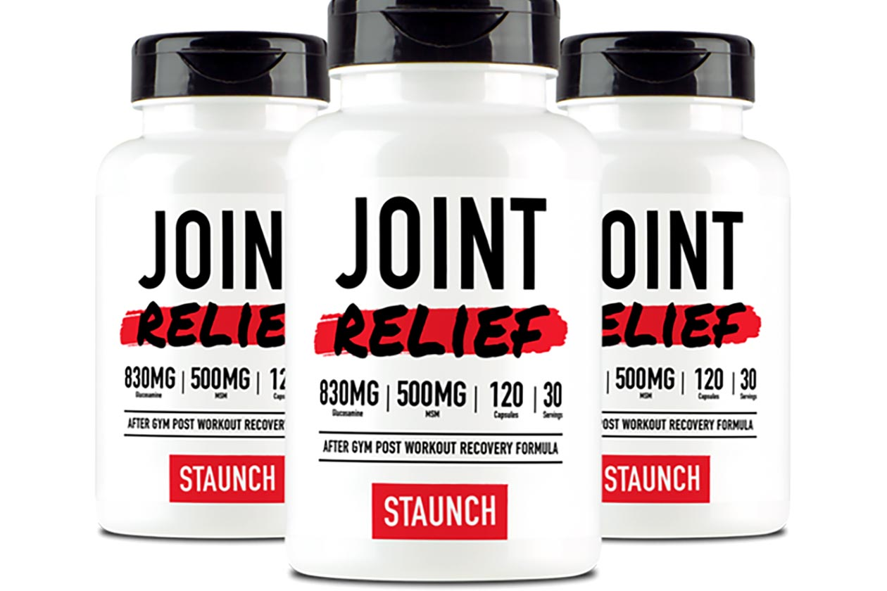 staunch joint relief