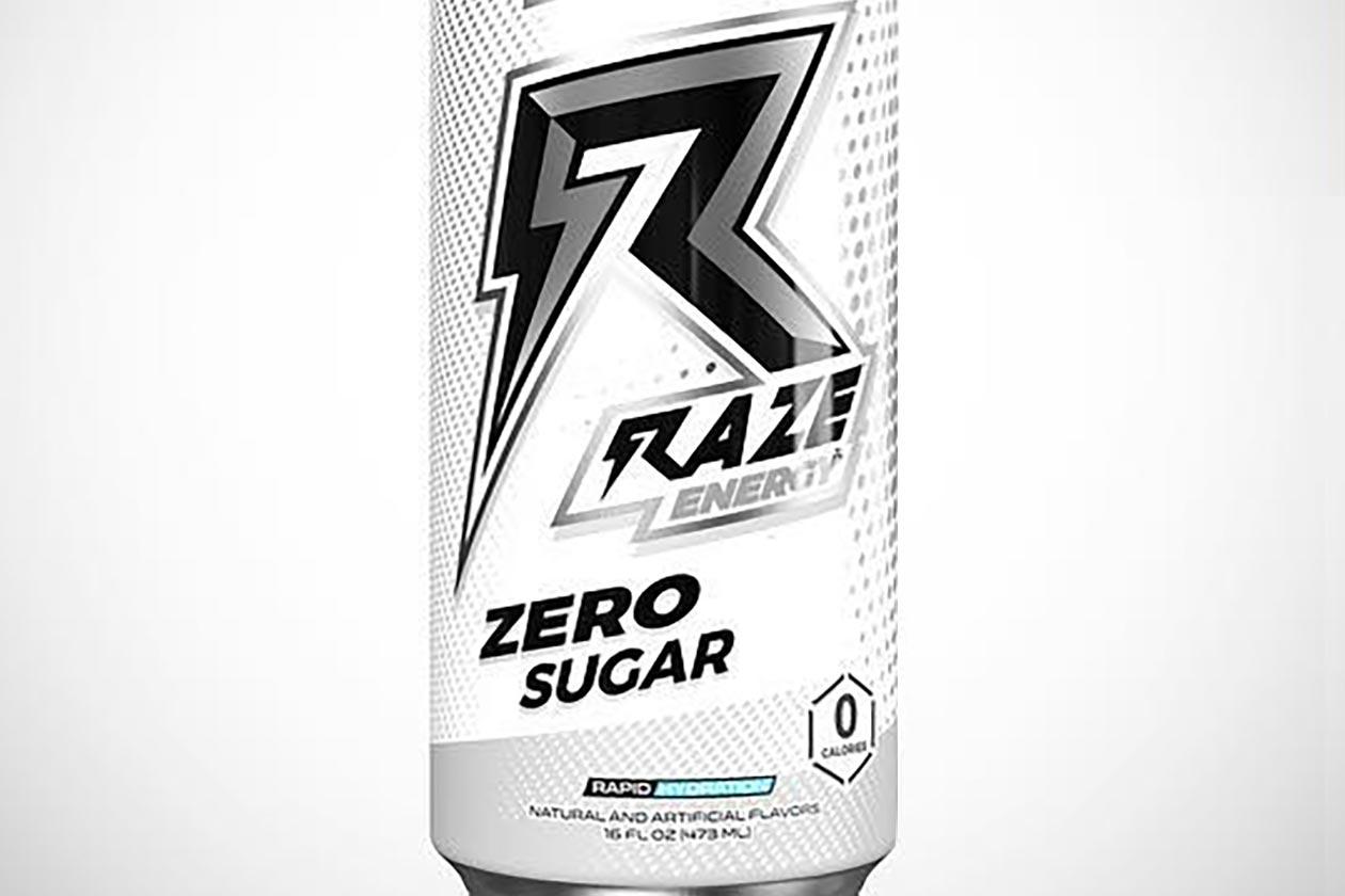 Phantom Freeze Announced As The First New Flavor For Raze