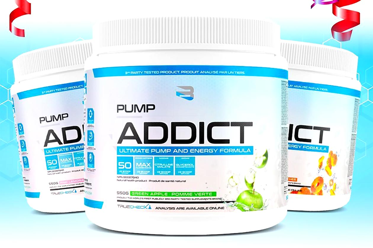Image result for believe supplements pump addict