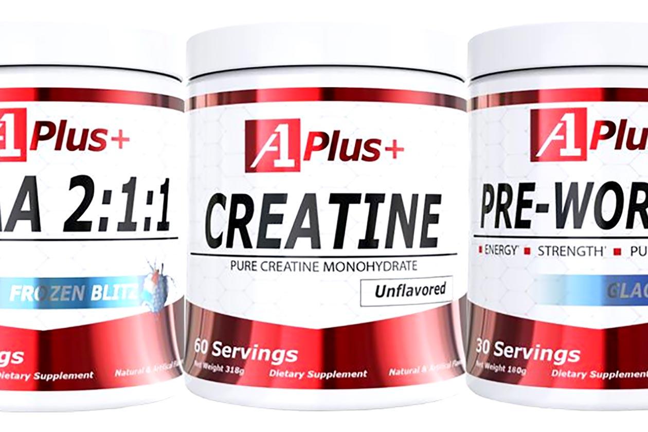 a1 plus supplements
