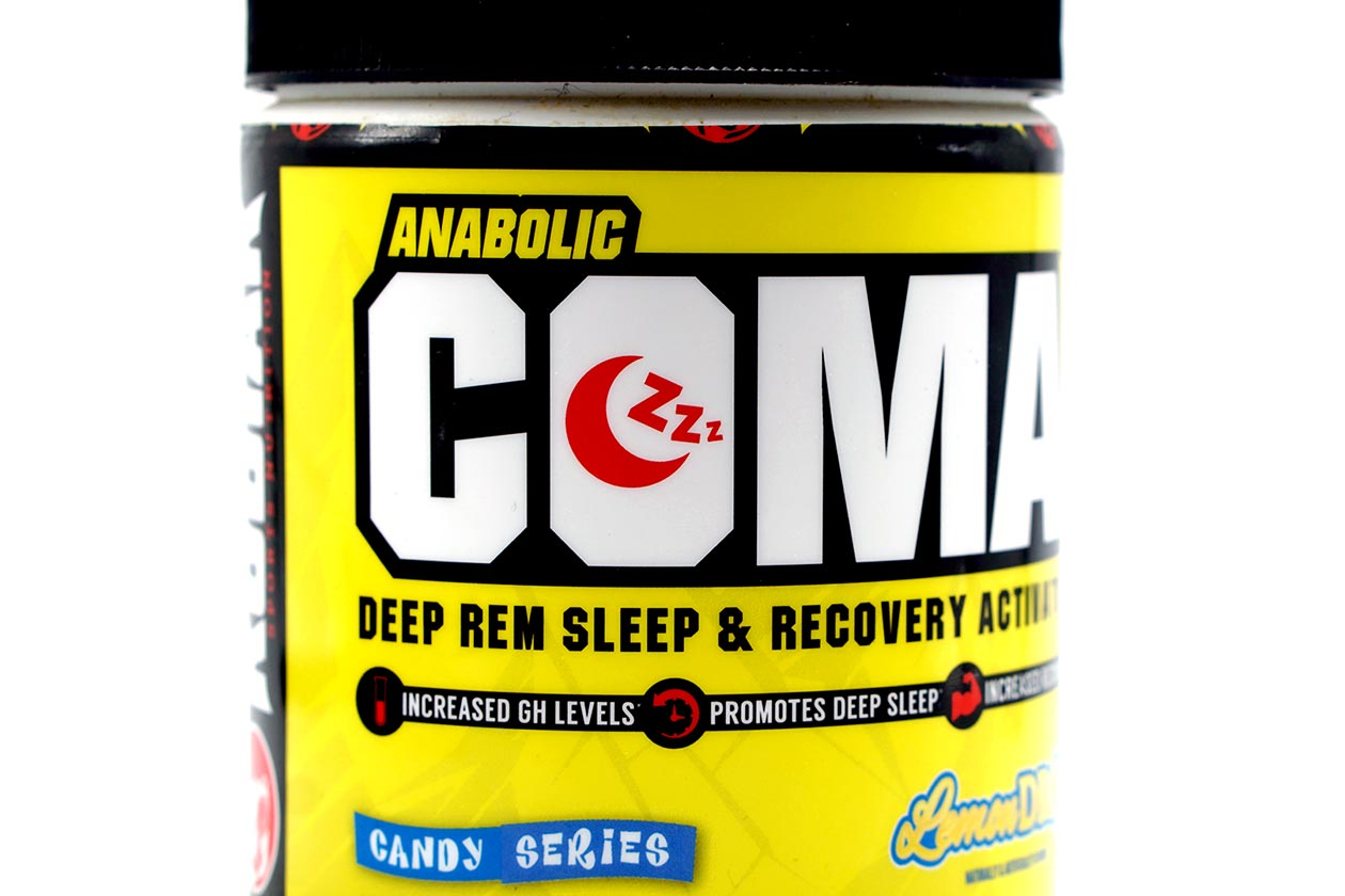 anabolic coma review