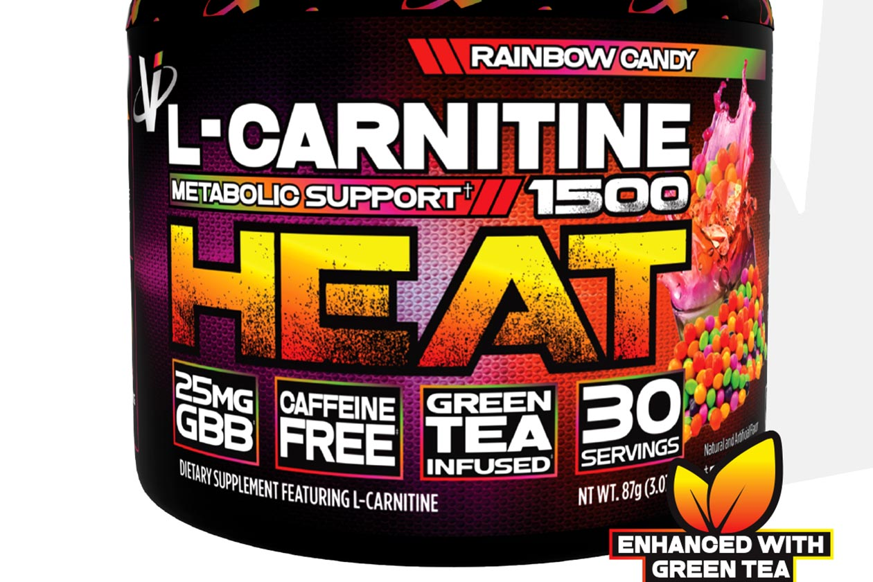 l-carnitine 1500 heat powder