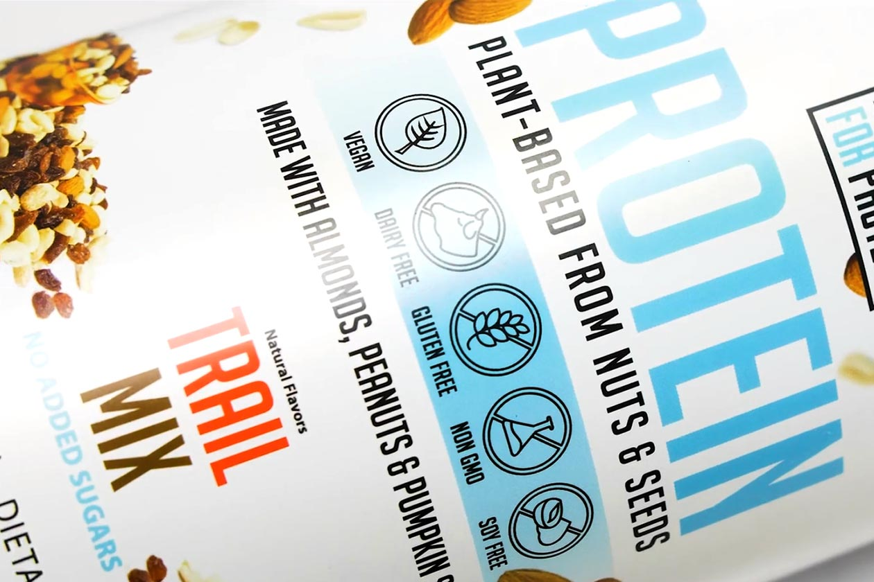 nuts for protein review