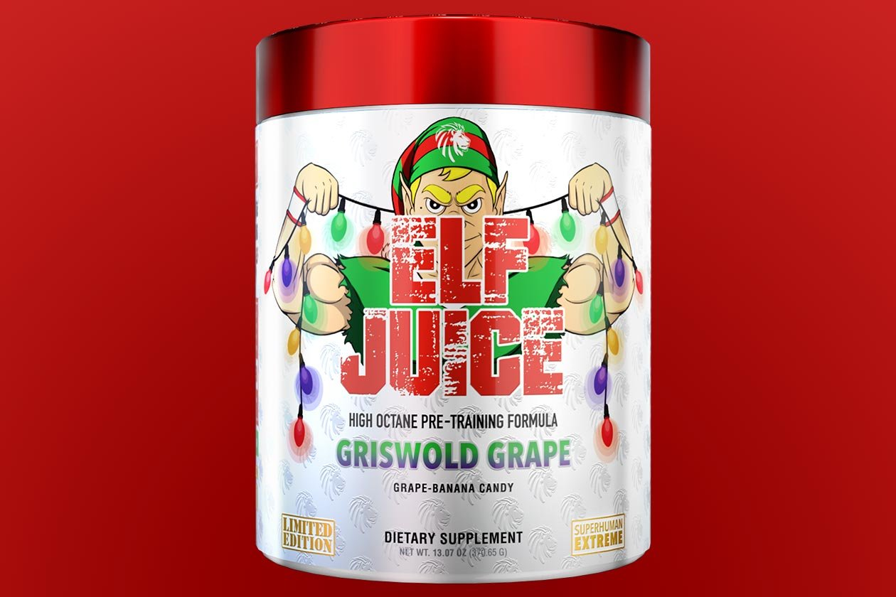 alpha lion elf juice