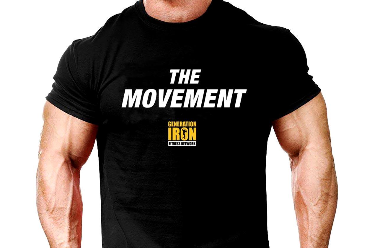 generation iron movement