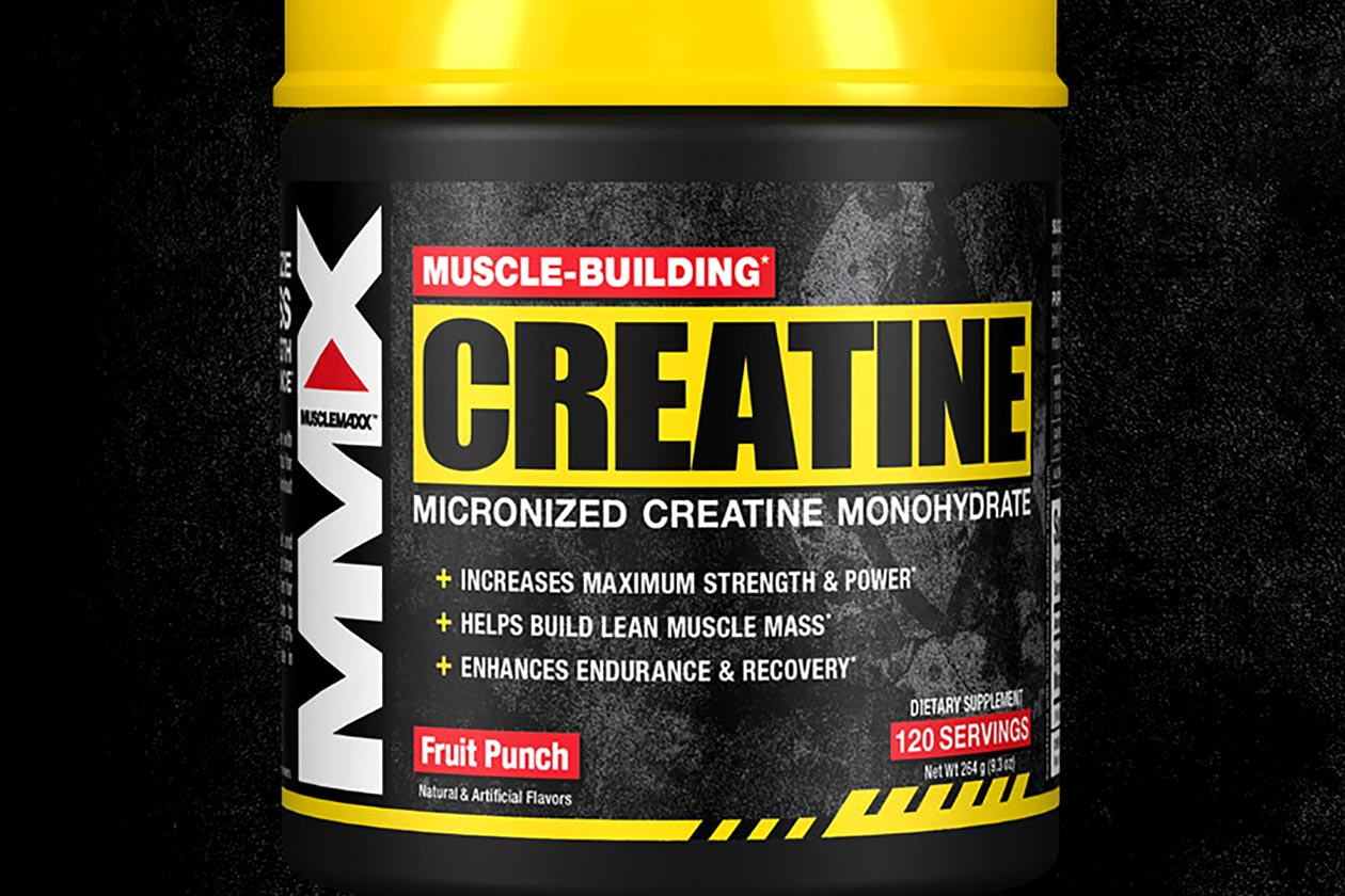 musclemaxx creatine