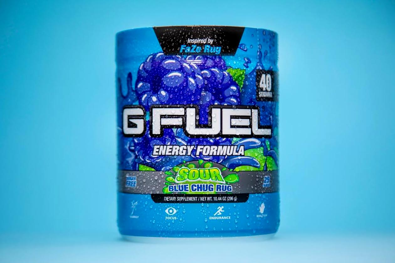 sour blue chug rug g fuel