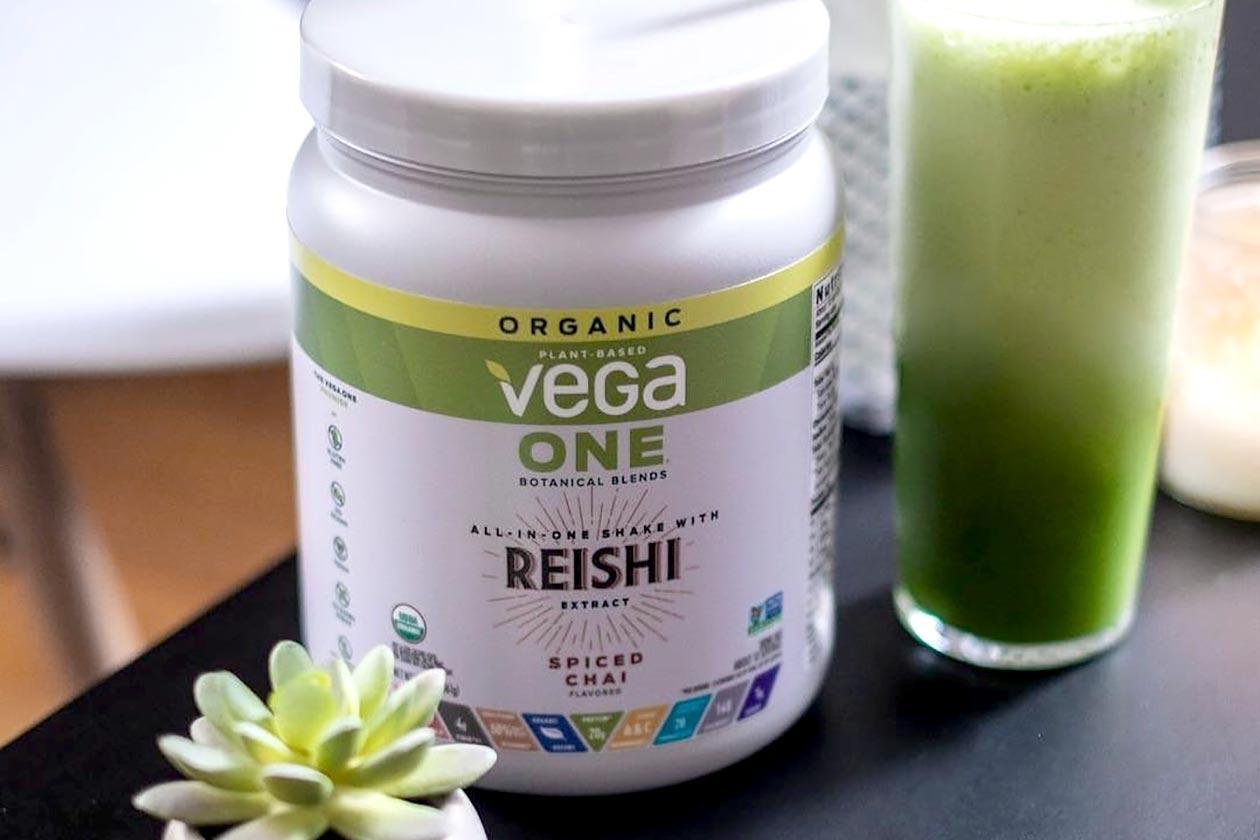 vega one with reishi