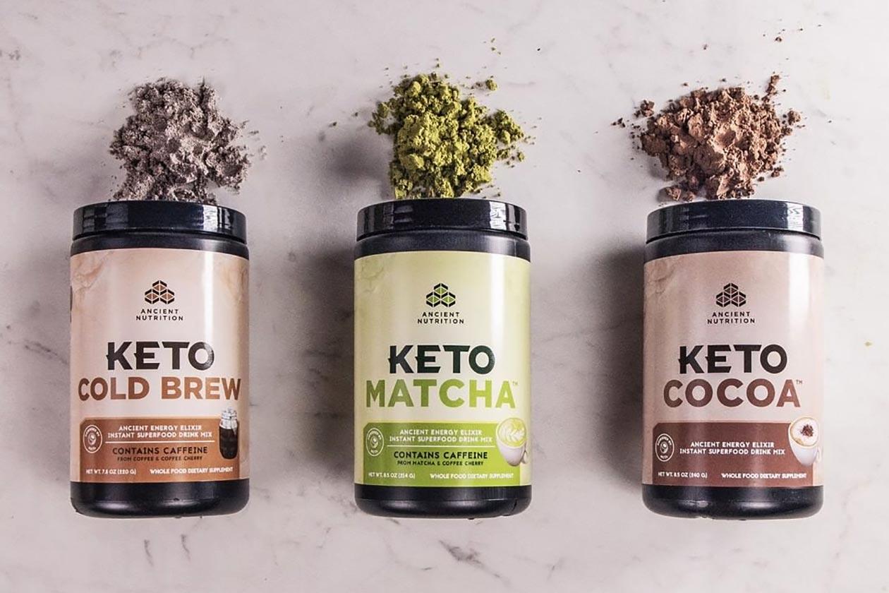 ancient nutrition keto elixir