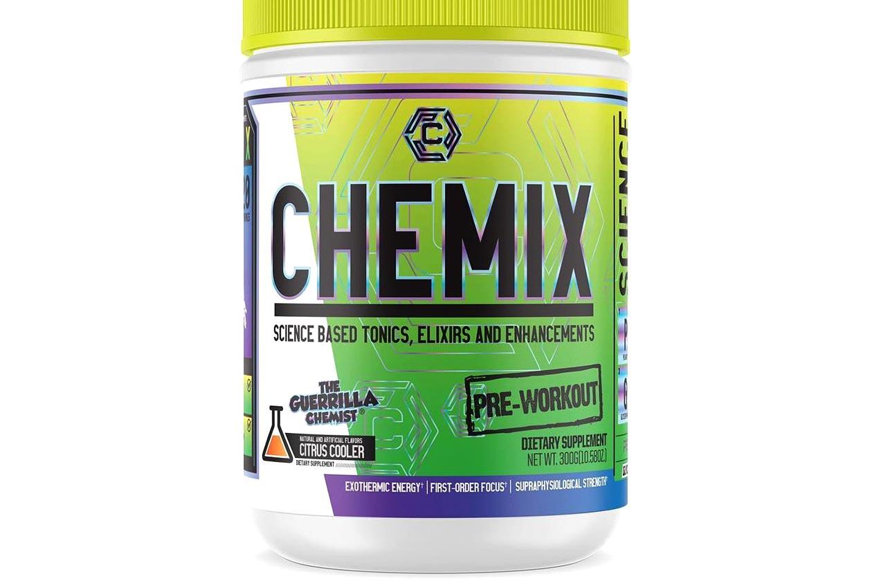 chemix pre-workout