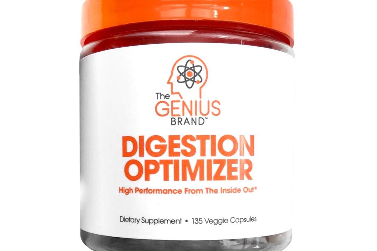 genius digestion optimizer