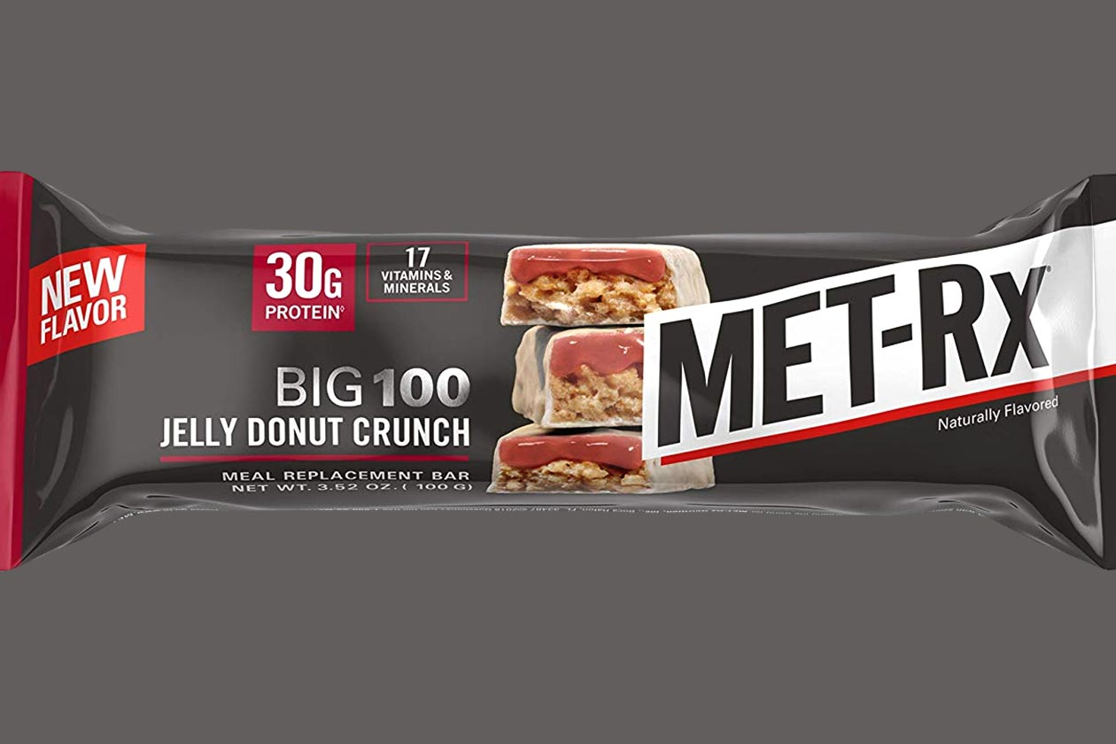 jelly donut crunch big 100