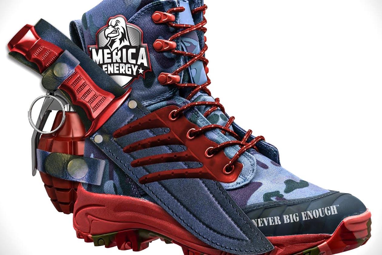 merica energy shoes