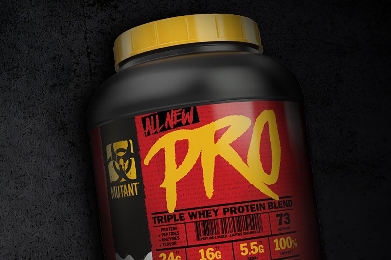 mutant pro protein powder