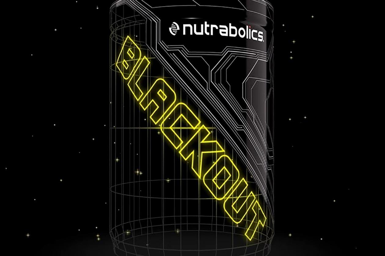 nutrabolics blackout