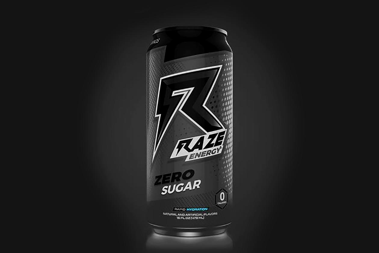 black raze energy drink