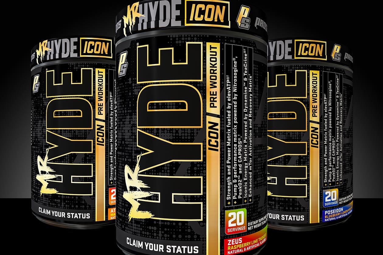 7022d685d76 Mr Hyde Icon designed to be the best pre-workout available