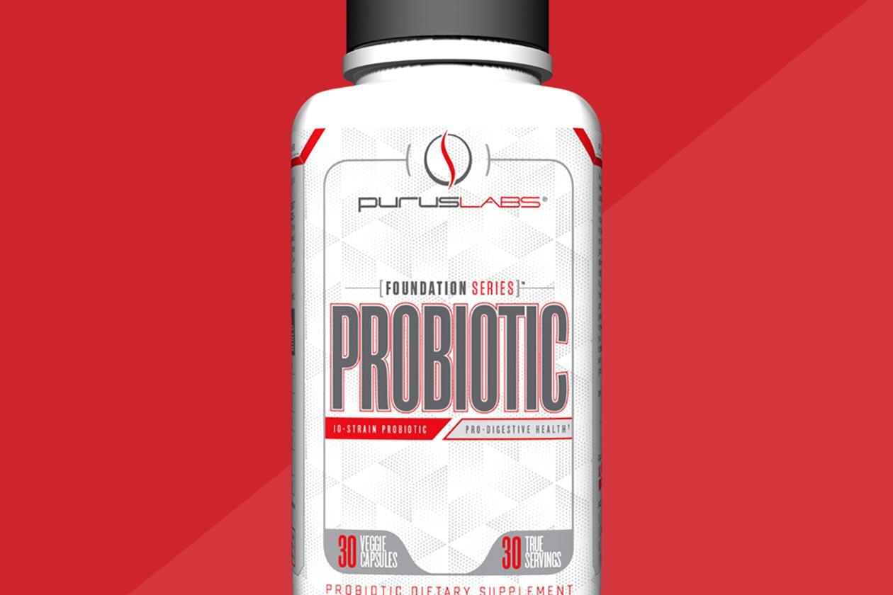 purus labs probiotic
