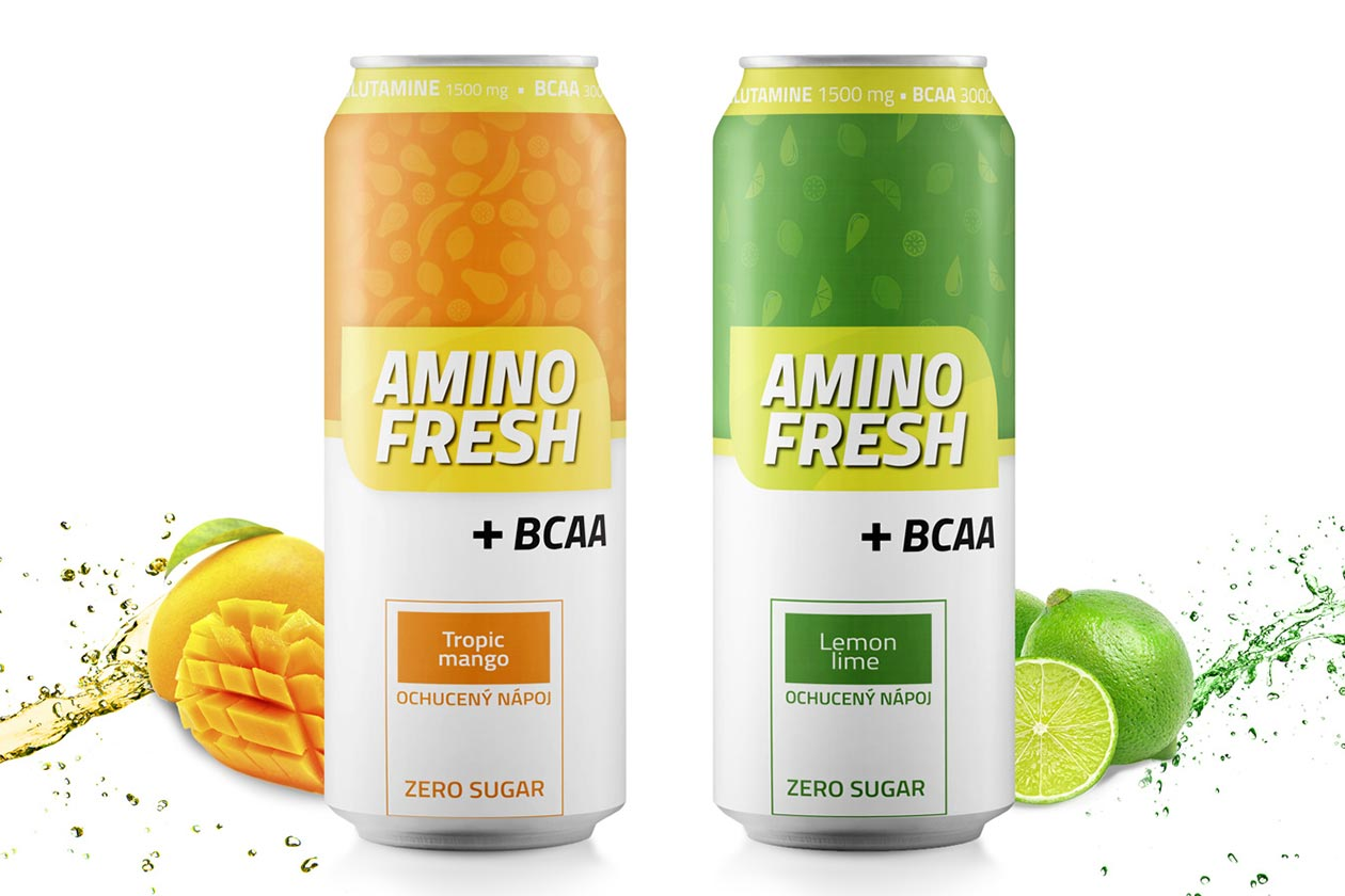 Fresh2go Amino Fresh