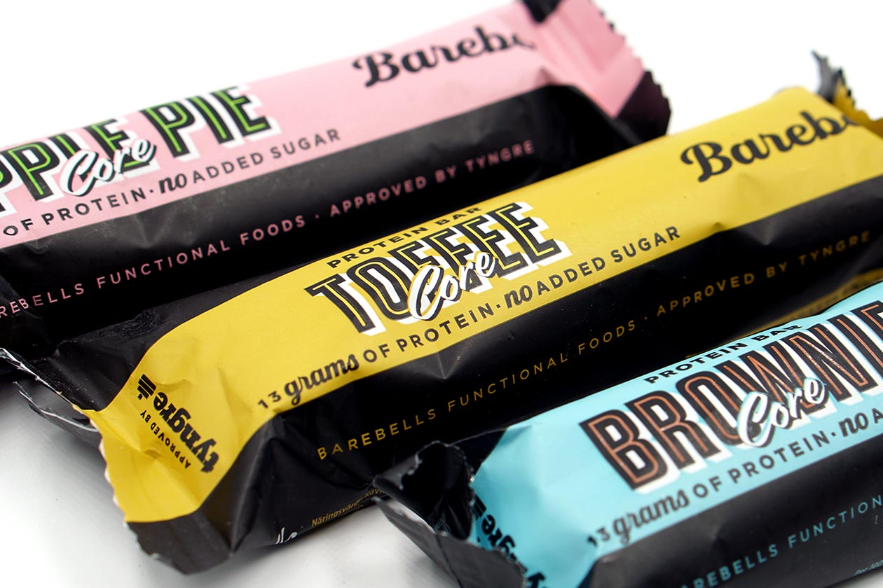 Barebells Protein Core Bar Review