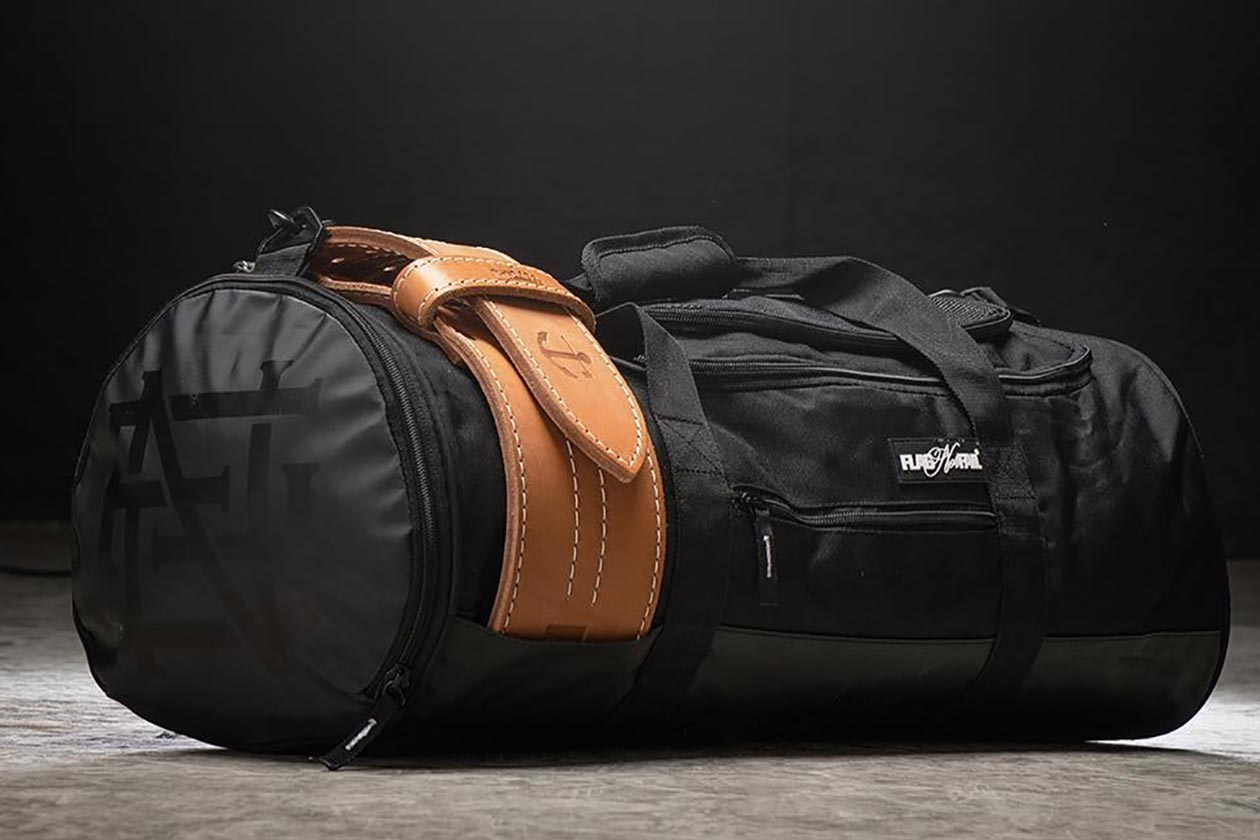 Flag Nor Fail has put together a duffle version of its Gym Bro bag