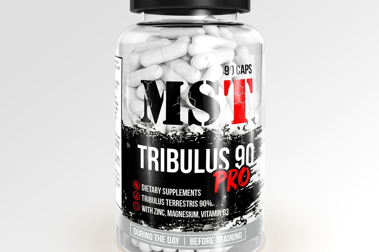 mst nutrition tribulus pro