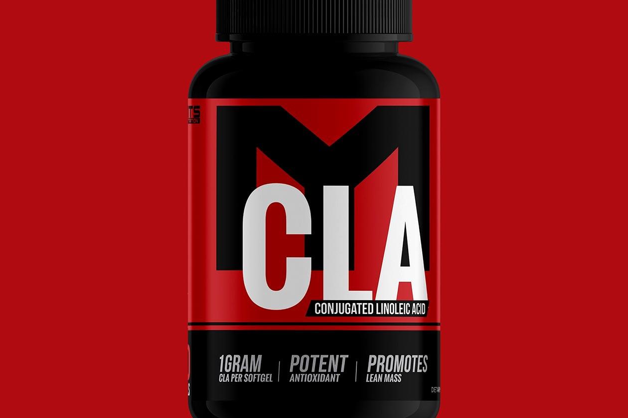 mts nutrition cla
